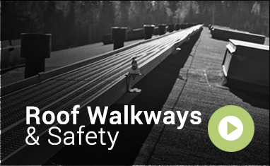Roof Walkways and Safety