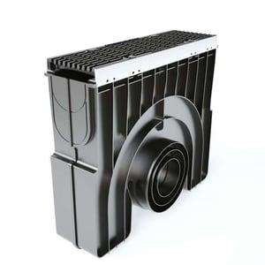 RO SUMP UNIT EXEL 100 D400 6 mm